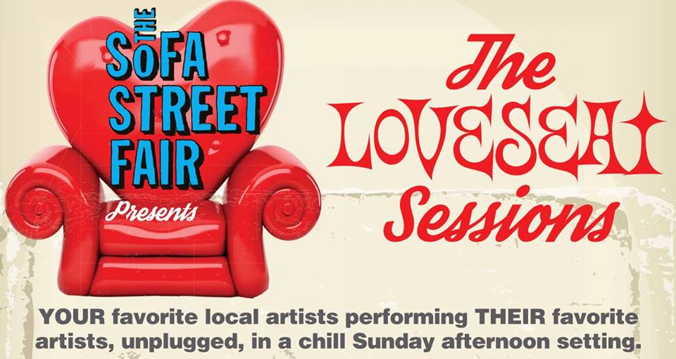 LoveSeat Sessions — Classic Rock on Mother's Day