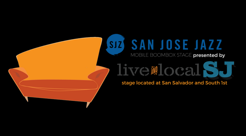 SoFA Street Fair — SJZ Mobile Boombox stage presented by Live & Local SJ